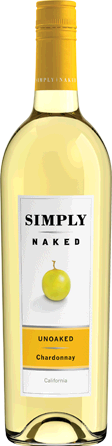 https://www.simplynakedwines.com/public/bottle of Simply Naked Unoaked Chardonnay wine