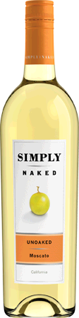 https://www.simplynakedwines.com/public/bottle of Simply Naked Unoaked Moscato wine