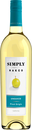 https://www.simplynakedwines.com/public/bottle of Simply Naked Unoaked Pinot Grigio wine