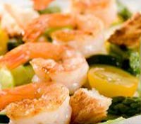 plate of So Simply Shrimp'ly
