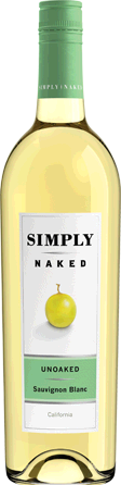 https://www.simplynakedwines.com/public/bottle of Simply Naked Unoaked Sauvignon Blanc wine